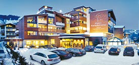 Skihotel Alpen Karawanserai