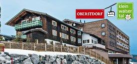 Kinderhotel ALPHOTEL - Ski-Spaß