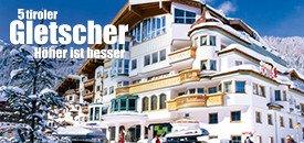 Hotel Gletscher & Spa NEUHINTERTUX