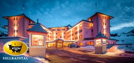 Hotel ALPENROSE Kühtai